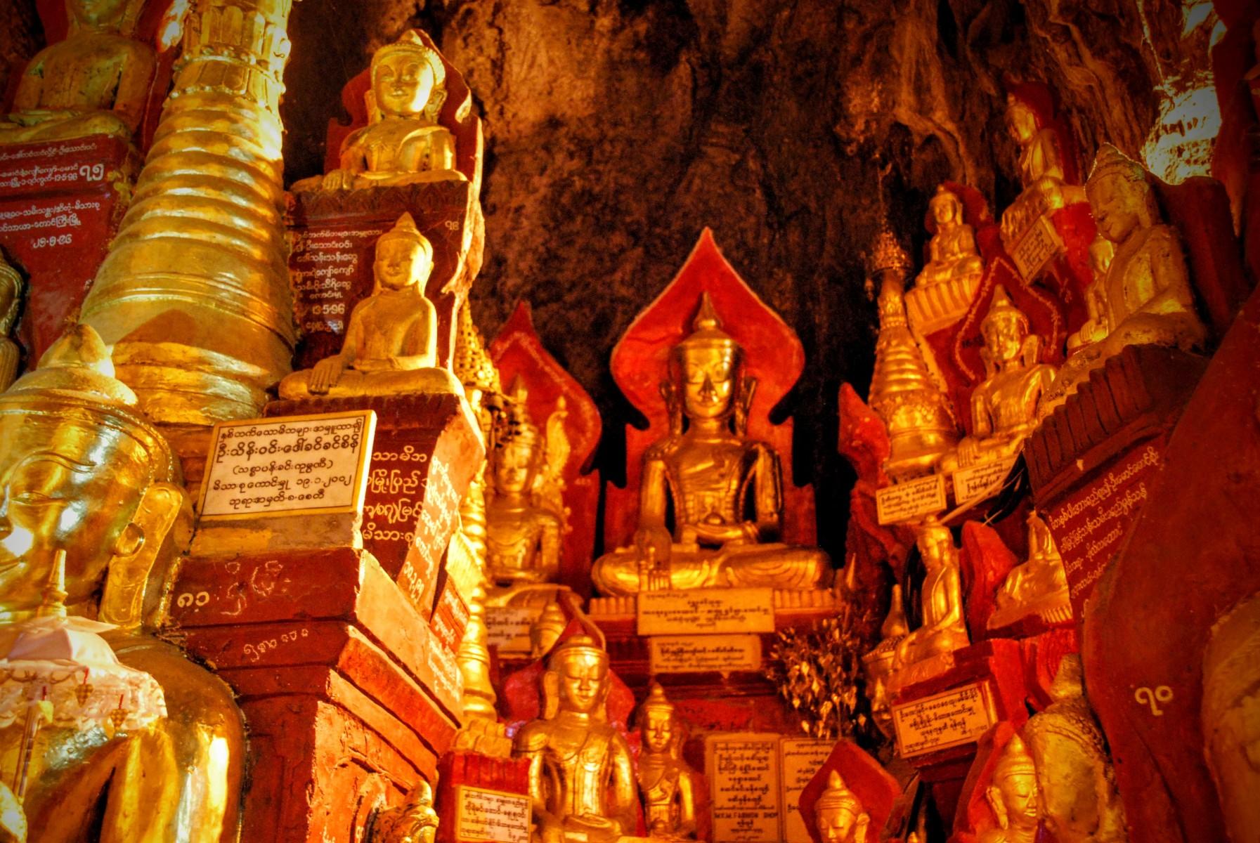 Pindaya - Shwe Oo Min Pagoda