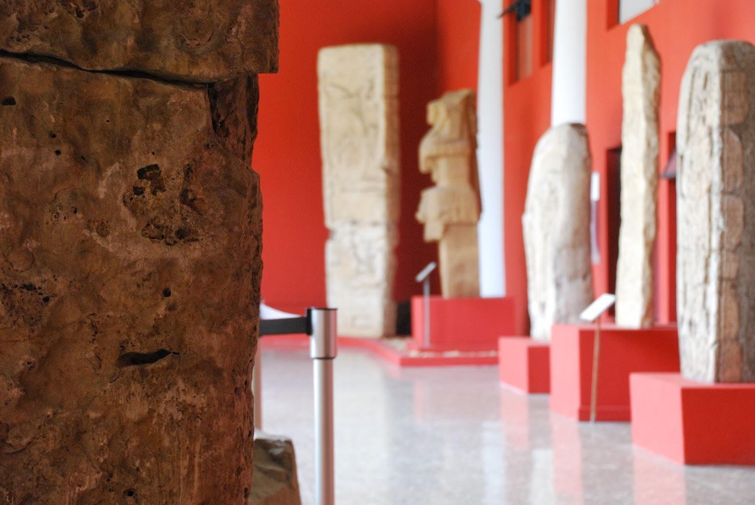 Gwatemala - Gwatemala City - Muzeum Archeologii i Etnografii