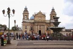 Gwatemala - Gwatemala City - Katedra