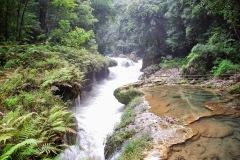 Gwatemala - Katarakty Semuc Champey