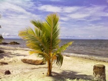Gwatemala - Livingston - Playa Blanca