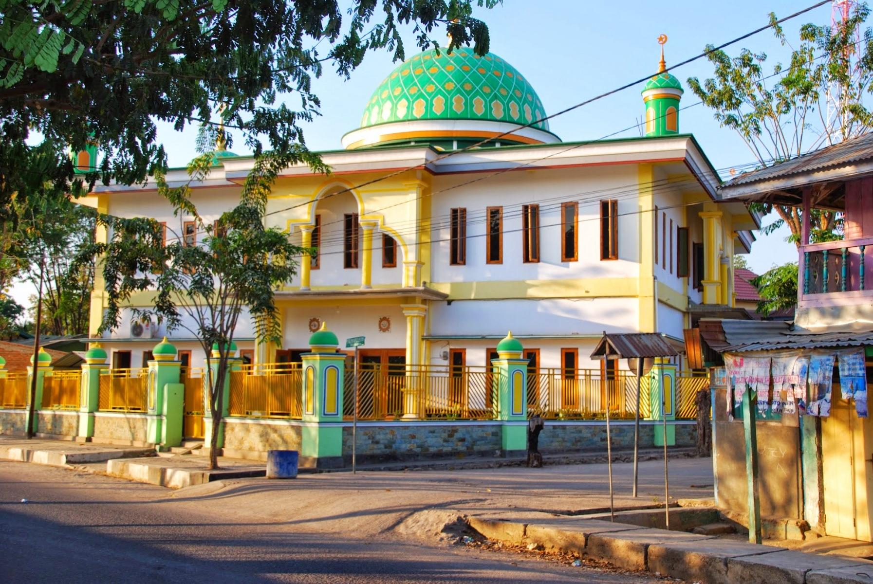 Flores - Labuan Bajo - meczet