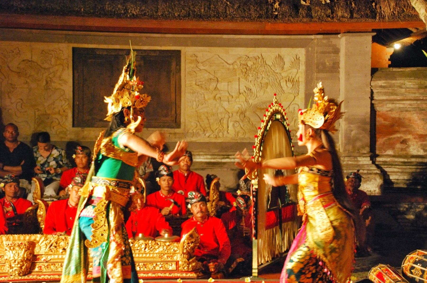 Bali - Ubud - Ramayana c.d.