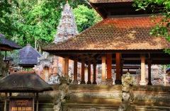 Bali - Ubud - świątynia Dalem Agung