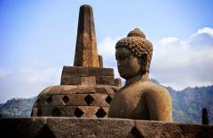 Jawa - Borobudur
