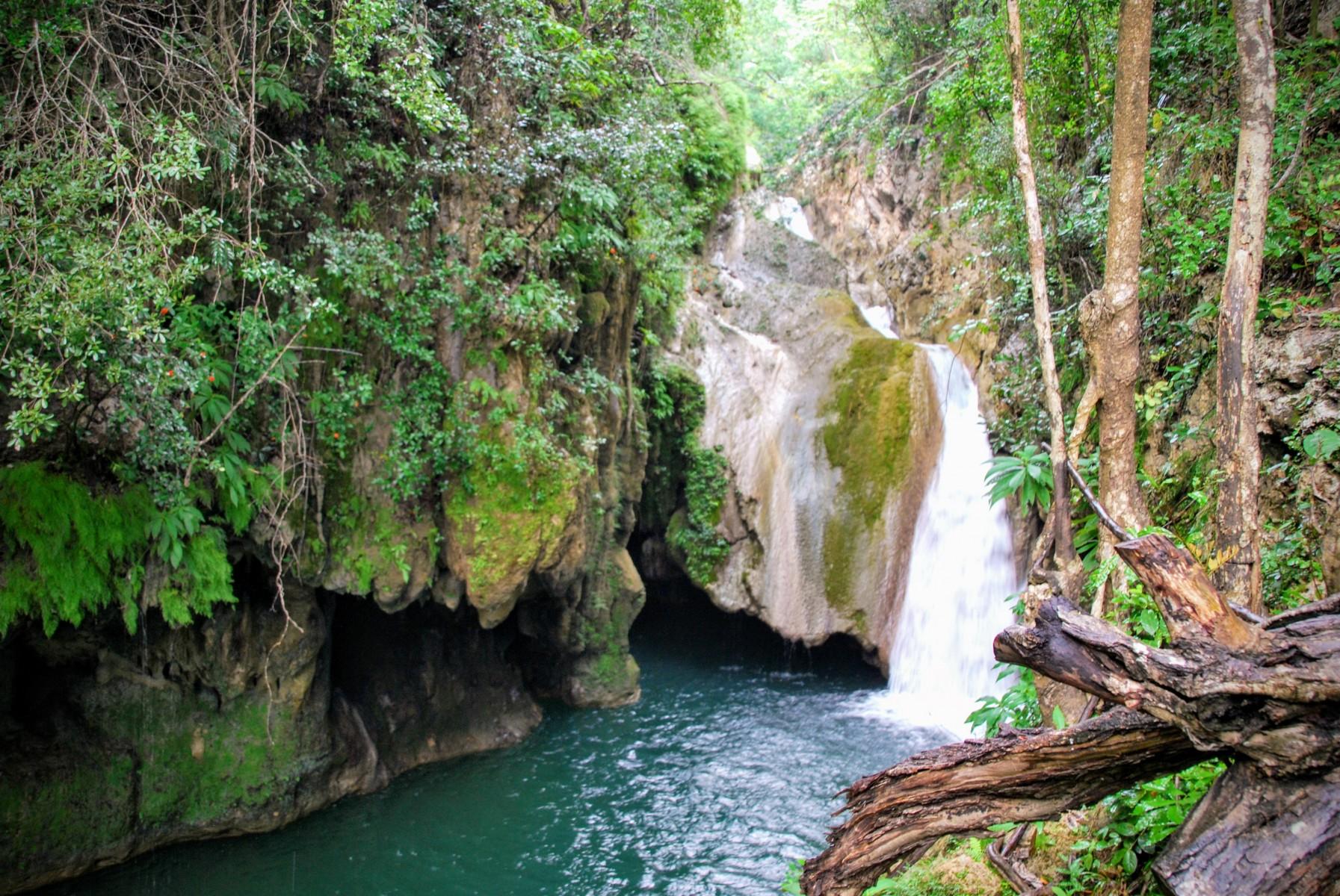ok. Trinidad - Parque El Cubano