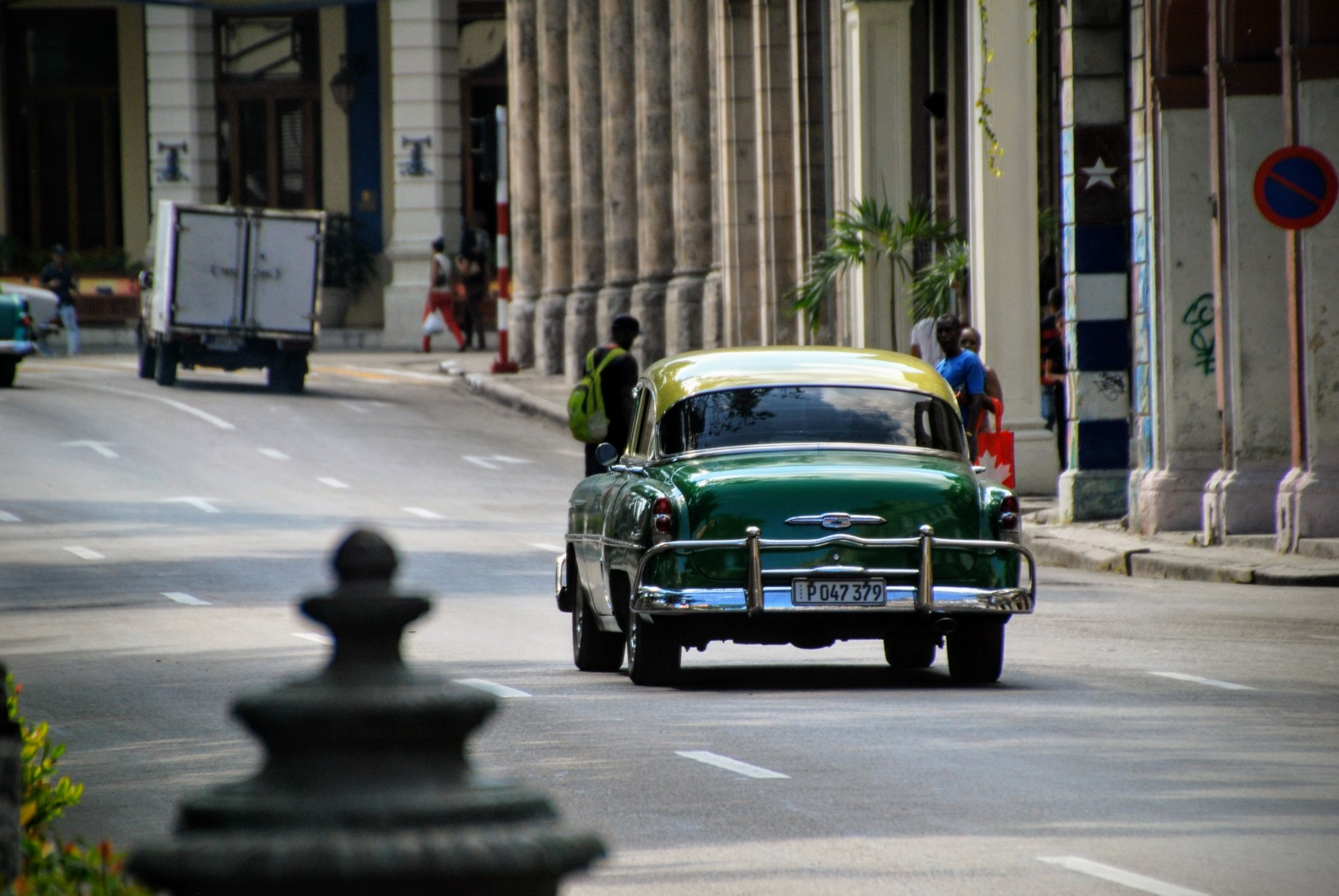 La Habana - Paseo del Prado