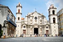 La Habana - Plaza de la Catedral