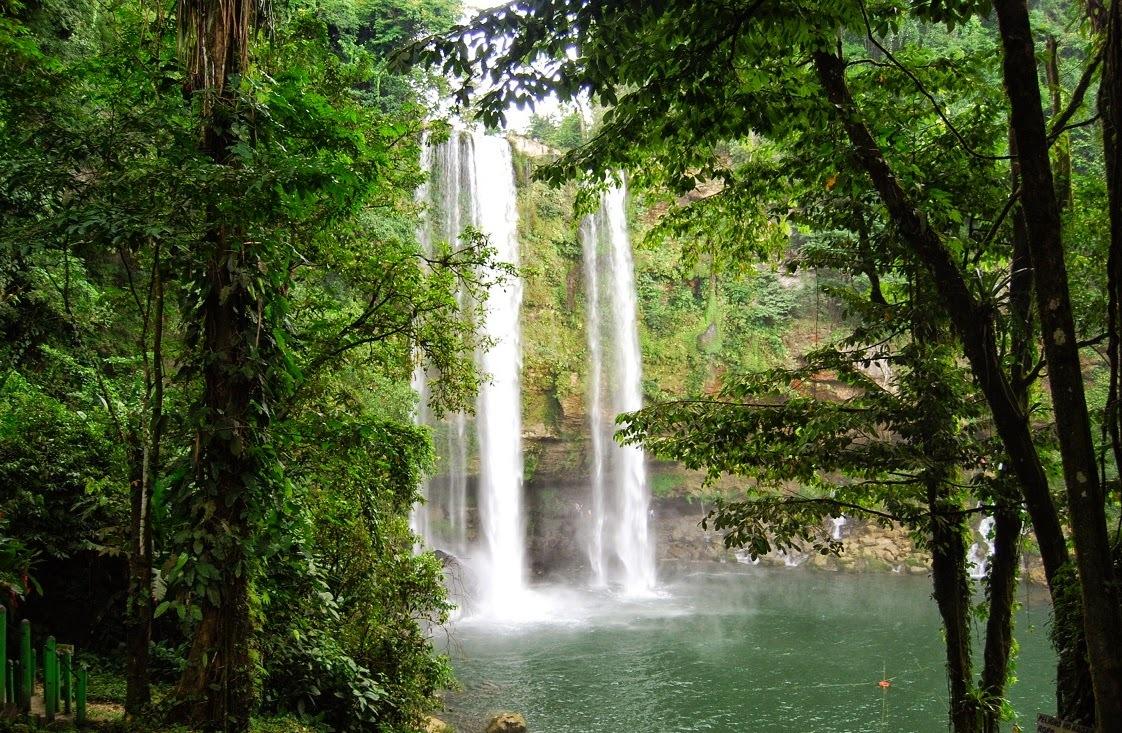 Wodospad Misol-Ha