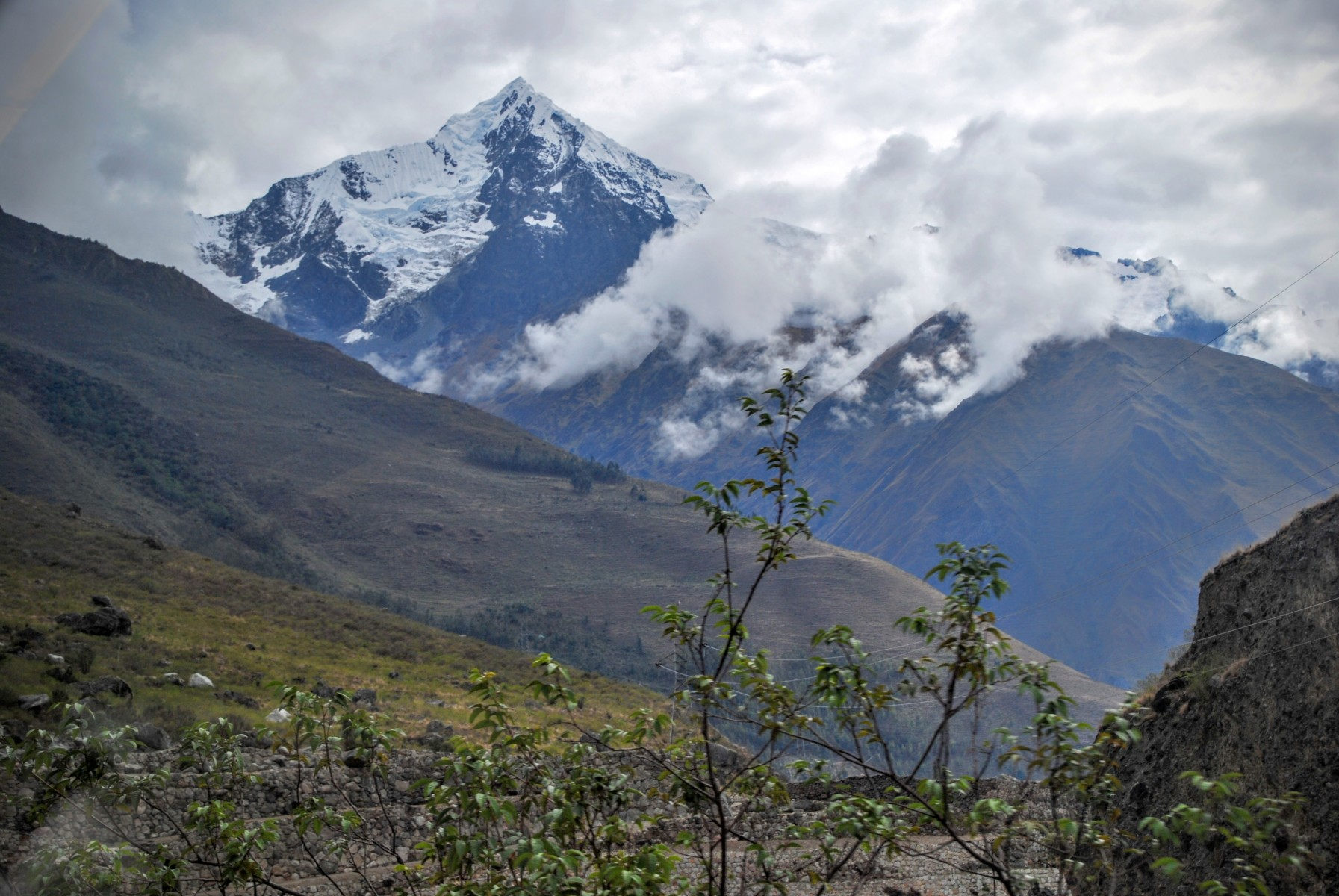 W drodze do Machu Picchu