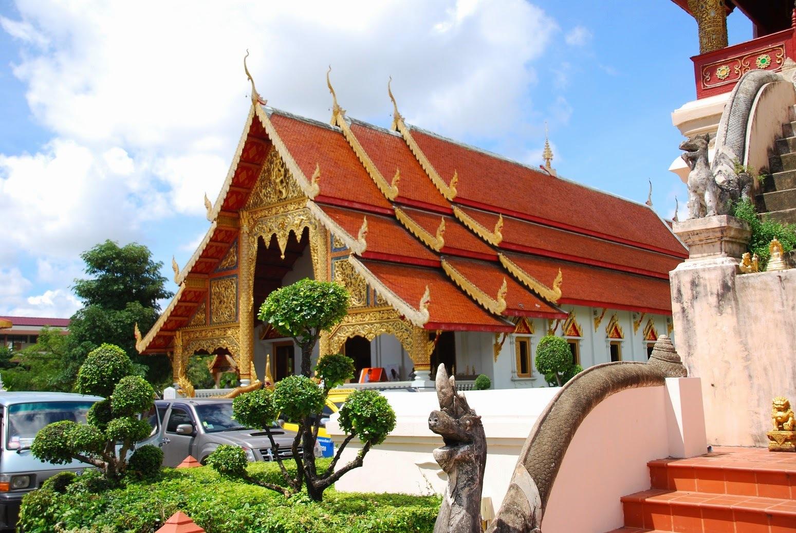 Tajlandia - Chiang Mai