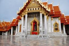 ajlandia - Bangkok - WatBenchamabopit (Marble Temple)