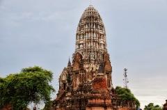 Tajlandia - Ayutthaya