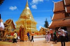 Tajlandia - Chiang Mai - Wat Phrathat Doi Suthep