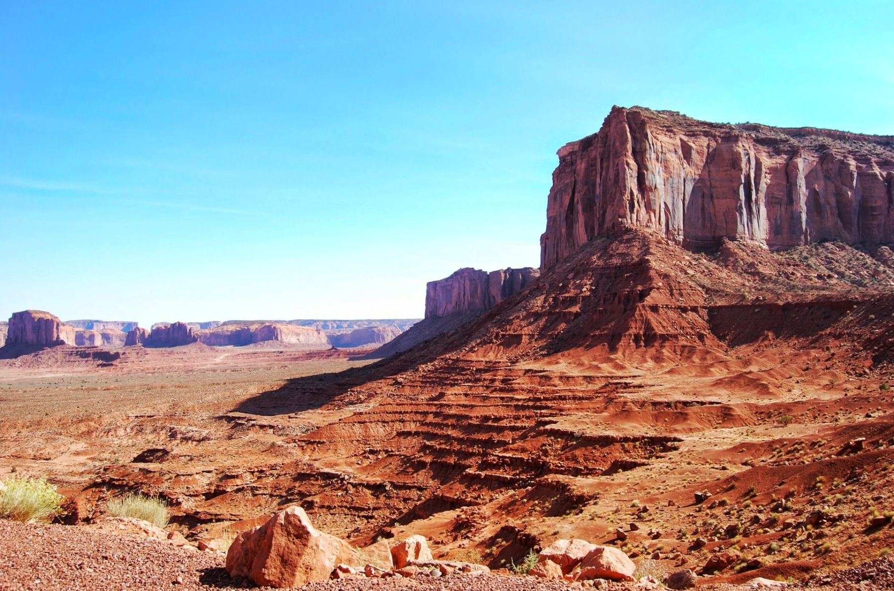 Arizona, Utah - Monument Valley