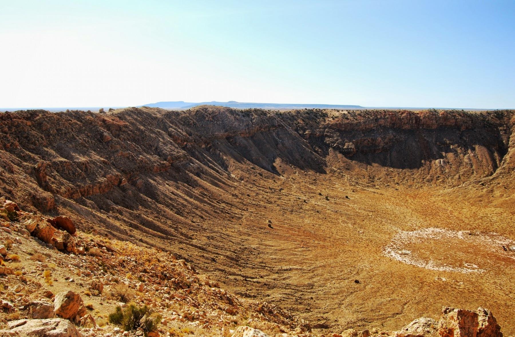 Arizona - Meteor Crater