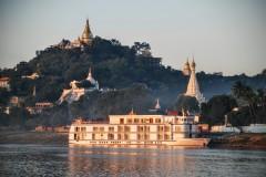 Rejs Mandalay - Bagan