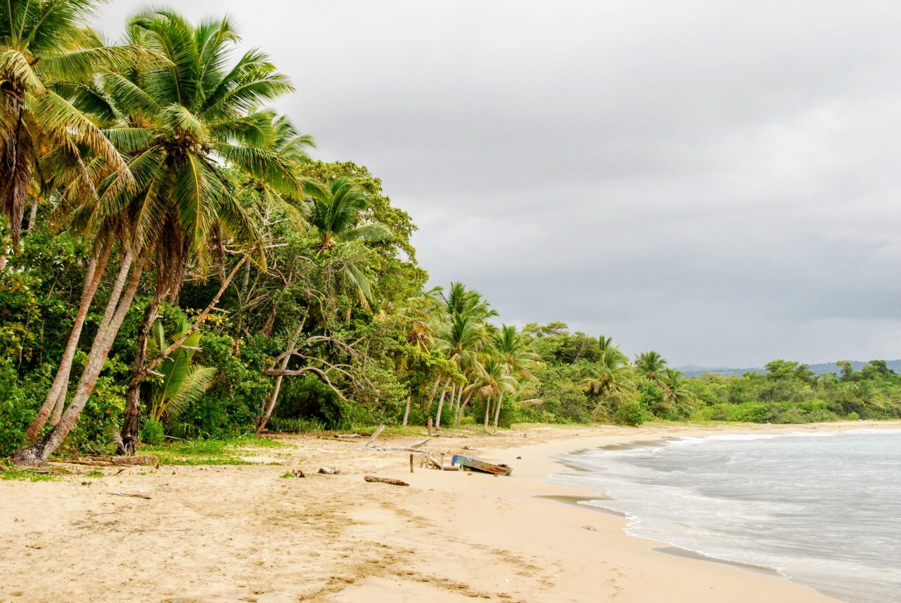 Playa Bergantin