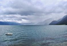 Gwatemala - Panajachel - Jezioro Atitlan