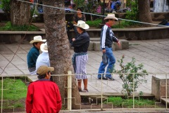 Gwatemala - Santiago de Atitlan - Jezioro Atitlan