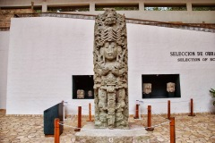 Honduras - Ruiny w Copan - Muzeum