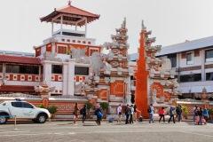 Bali - lotnisko