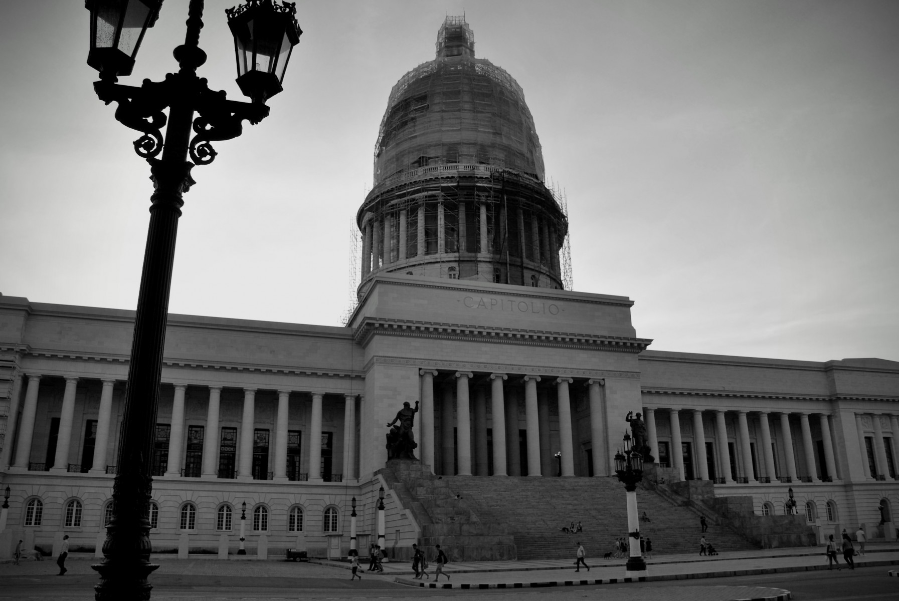 La Habana - El Capitolio Nacional