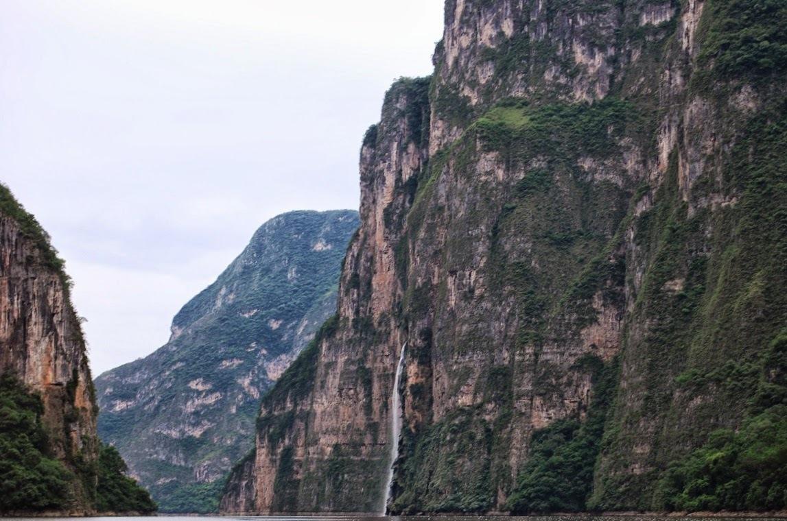 Kanion El Sumidero