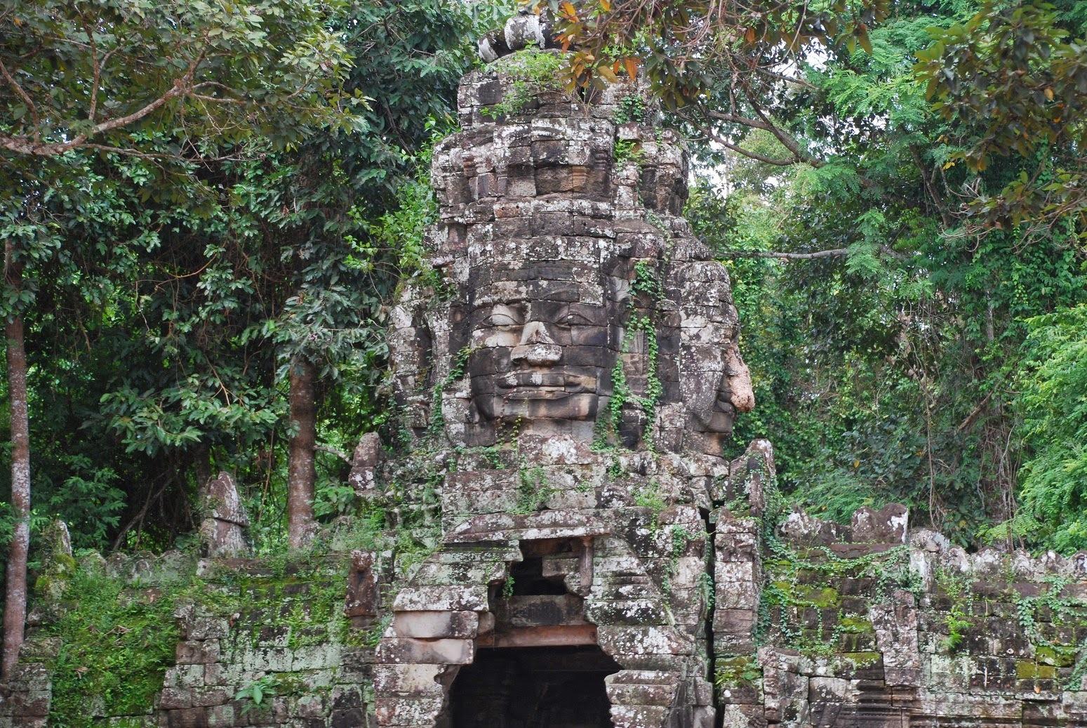 Kambodża - Angkor