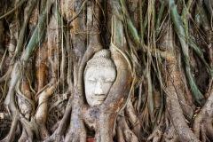 Tajlandia - Ayutthaya - Dawna stolica