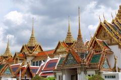 Tajlandia - Bangkok - Pałac Królewski