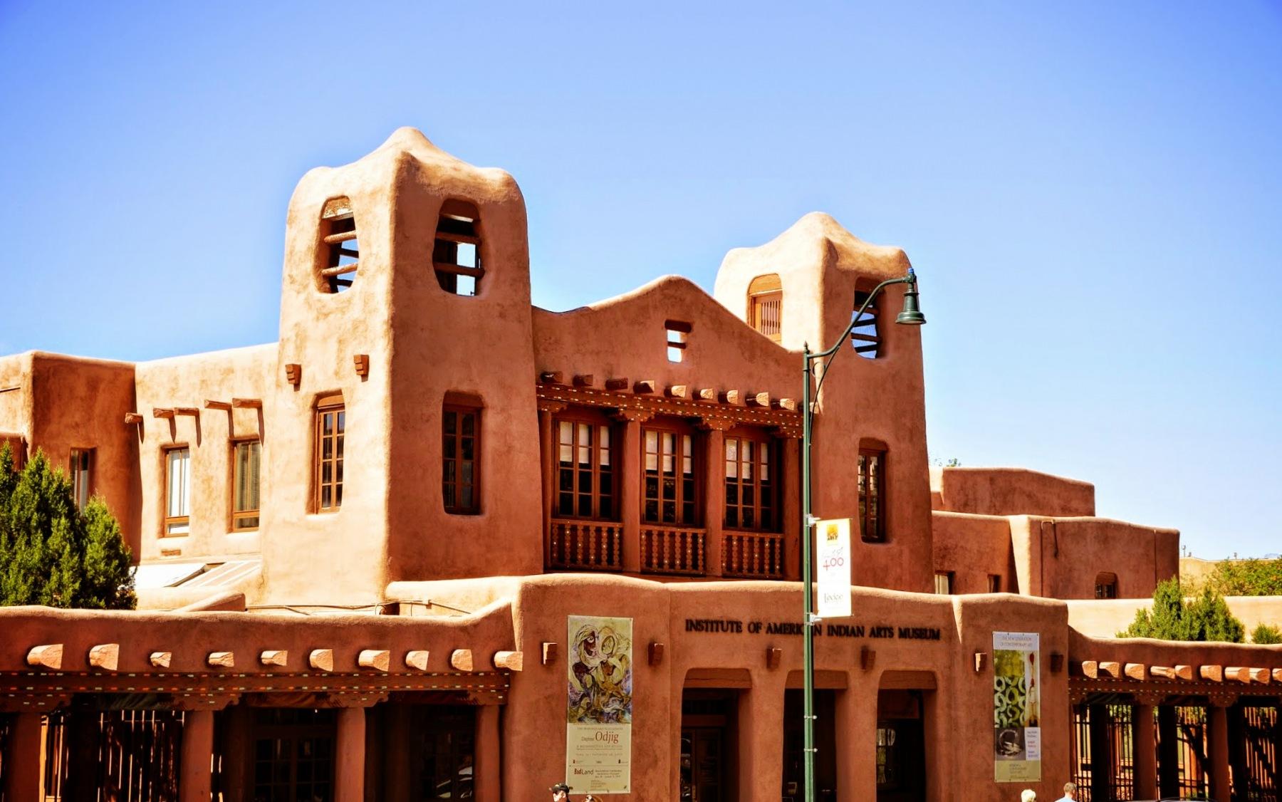 Nowy Meksyk - Santa Fe